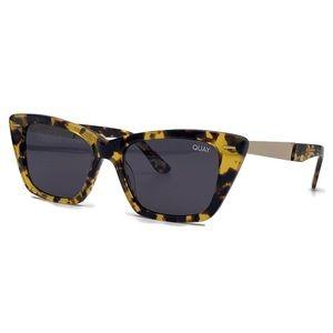 QUAY AUSTRALIA Prove It 52mm Tortoise Sunglasses